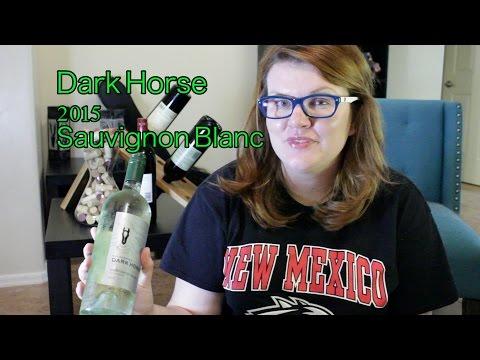 Wine Review: 2015 Dark Horse Sauvignon Blanc