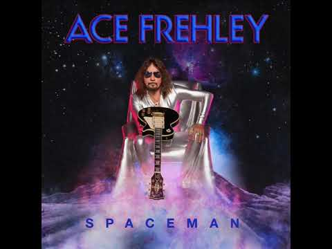 Ace Frehley - Mission To Mars - Spaceman