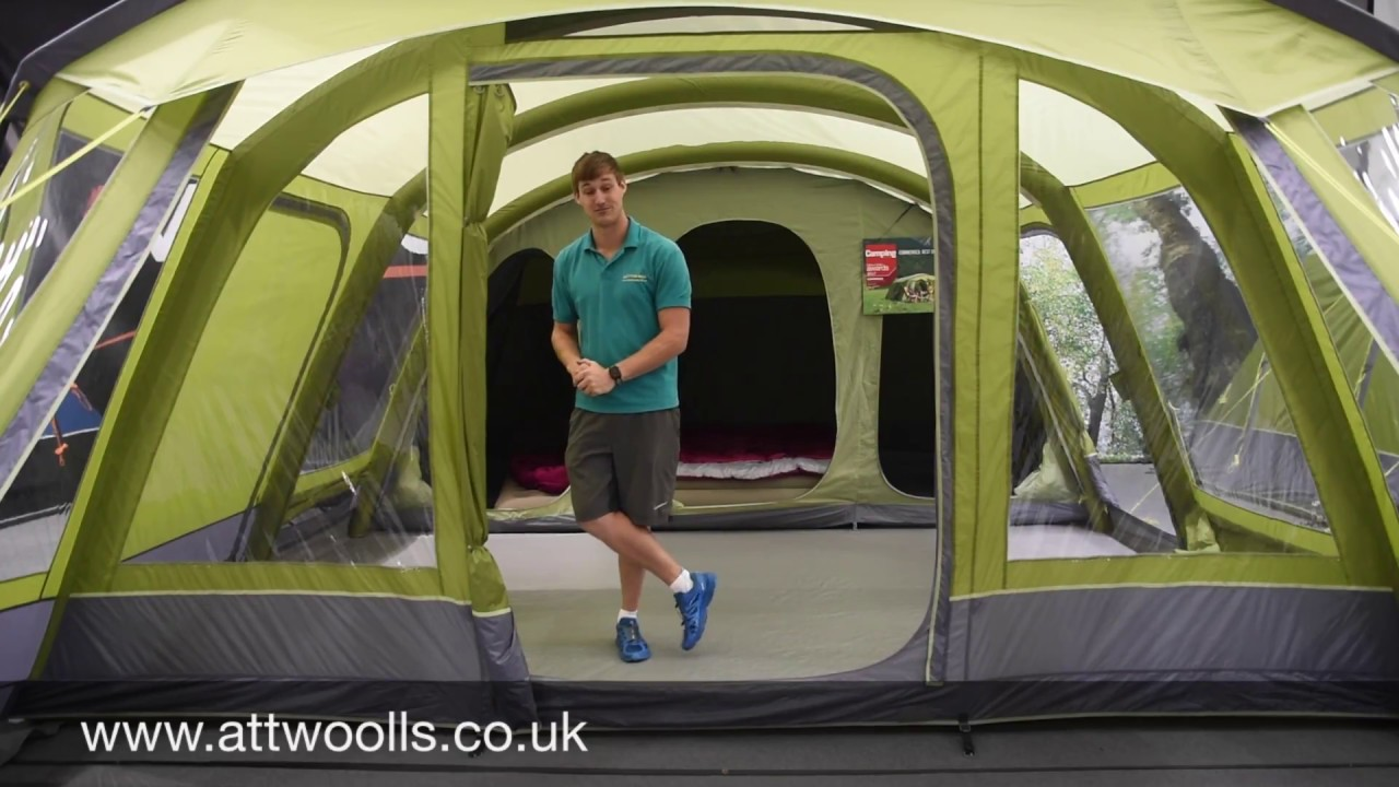 Vango Taiga 500xl Amp 600xl Tent Review 2018 Youtube