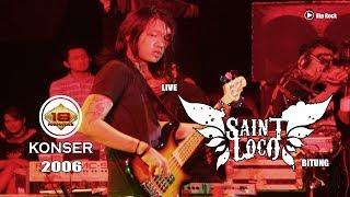 "SAINT LOCO - ""HIP ROCK"" LIVE KONSER BITUNG 2006"