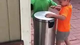 Çocuklar icat çıkarmış