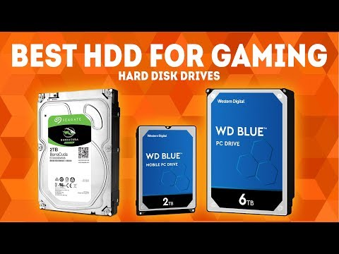 Best HDD For Gaming 2019 [WINNERS] – Ultimate HDD Buying Guide