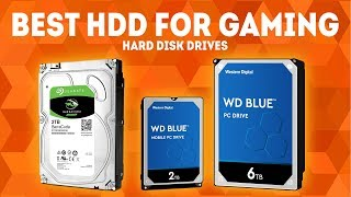 best HDD For Gaming 2020 WINNERS  Ultimate HDD Buying Guide