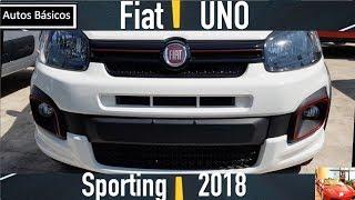 Fiat Uno Sporting 2018
