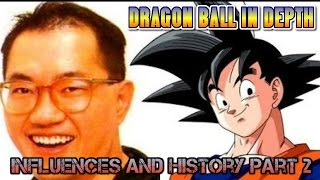 Secrets of Dragon Ball Pt 2; Western Culture