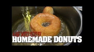 How to Make AMAZING Homemade Krispy Kreme Donuts Using An Easy Shortcut!