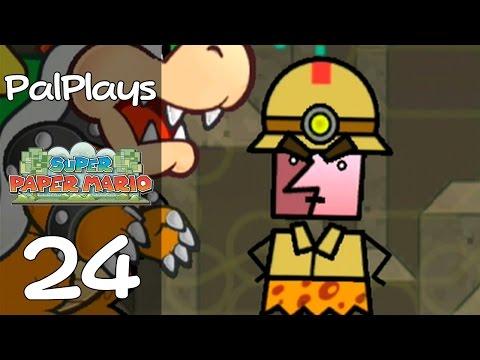 """Super Paper Mario: #24 - """"Flint Cragley, Pilgrim"""""""