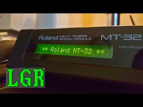 LGR - Roland MT-32: Retro PC MIDI Music Revisited