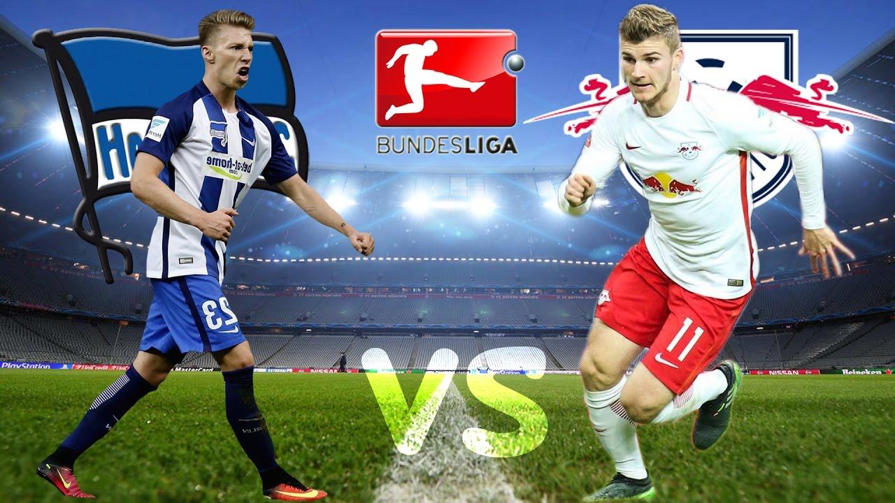 Hertha Bsc Berlin Vs Rb Leipzig 1 4 Bundesliga Orakel 06