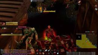 Warcraft - Dancing Dead Ghouls