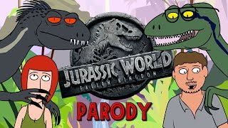 Jurassic World Fallen Kingdom PARODY