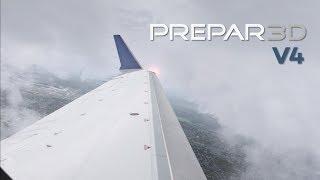 [Prepar3D v4] AWESOME REALISM CRJ-700 Takeoff from Minneapolis KMSP