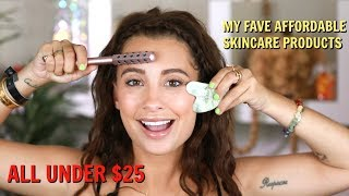 MY FAVORITE AFFORDABLE SKINCARE PRODUCTS