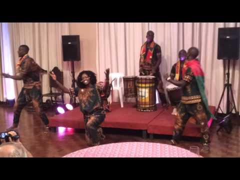 Afro Guiné-Bissau Dança