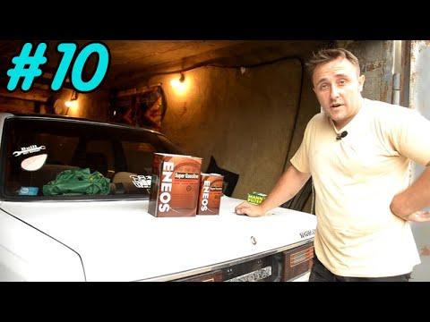 Фото к видео: ВЛОГ - Меняю масло, катаюсь на Эво, лайфхак по моему мотору 3S-GE