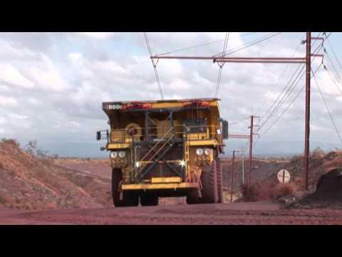 Komatsu 860e 1k Electric Drive Rigid Truck