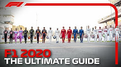 F1 2020: The Ultimate Guide To The New Season
