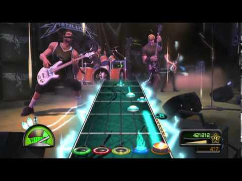 Guitar Hero Metallica: Cyanide expert guitar
