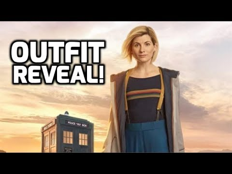 References in The Doctor's New Outfit - Doctor Who Discussions