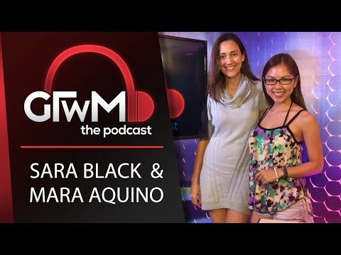 GTWM S05E042 - Sara Black and Mara Aquino on Making the Right Choices