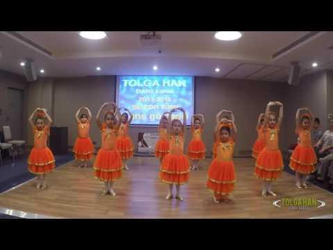 Tolga Han Dans Kursu 2015--2016 Sezon Sonu Gösterisi - 2