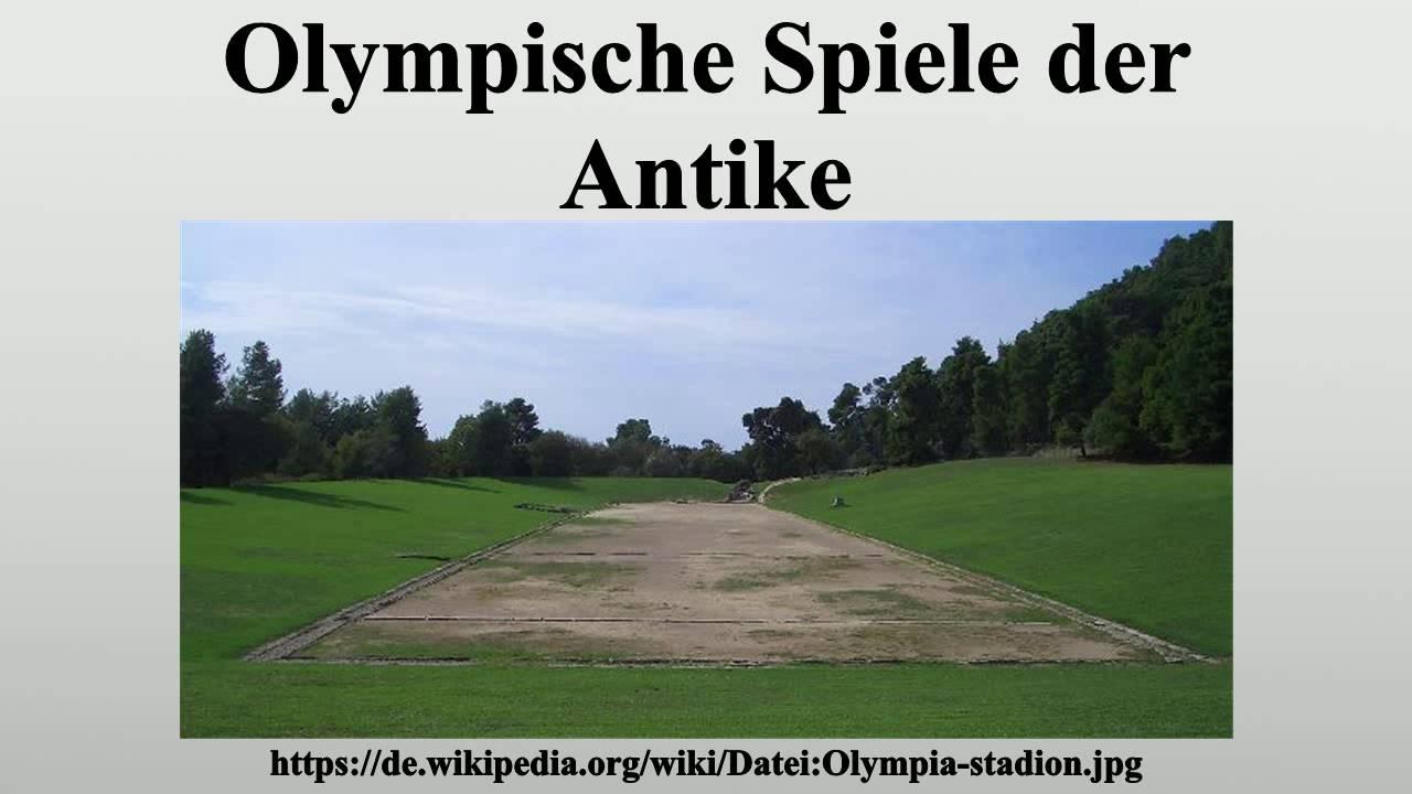 Sportarten Olympische Spiele