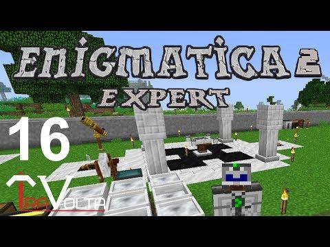 Enigmatica2 [E16] - Astral Sorcery пере-гайд. Часть 1.