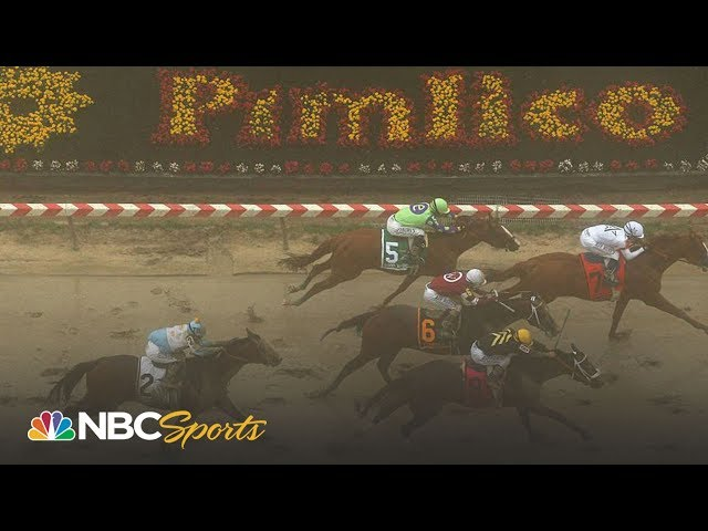 2018 Preakness Stakes I FULL RACE I NBC Sports