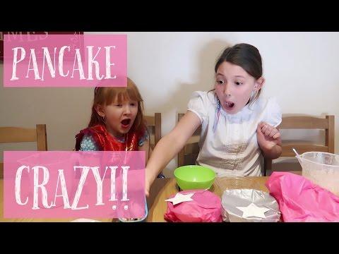 PANCAKE CRAZY!!