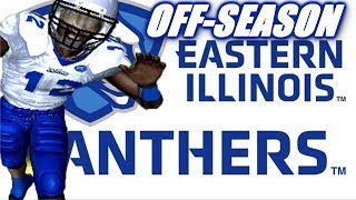 LOOK AT MY TOP 50 CLASS -  EASTERN ILLINOIS DYNASTY - NCAA FOOTBALL 06 - ep29