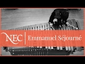 "Emmanuel Séjourné: ""Concerto for Marimba and String Orchestra"""