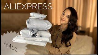 Aliexpress распаковка Первые покупки на весну Алиэкспресс