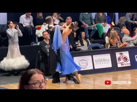 Ivan Reshetnikov - Elizaveta Kharinova RUS, English Waltz / WDSF World Championship Youth Standard