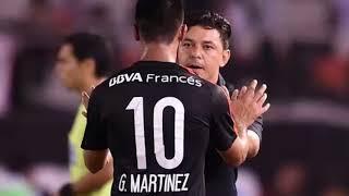 Alerta en River: ¿ Pity Martinez con un pie y medio afuera después del mundial ?