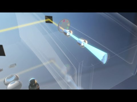 ZEISS LSM 980 - Beam Path Animation