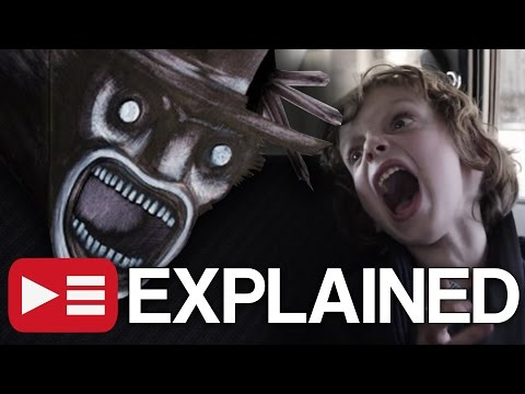 The Babadook: EXPLAINED