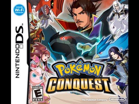 Pokemon Conquest (Detonado) Parte 4 Pugilis