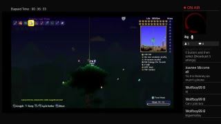 Terraria Road to getting Ankh Shield w/Atomic Angel37