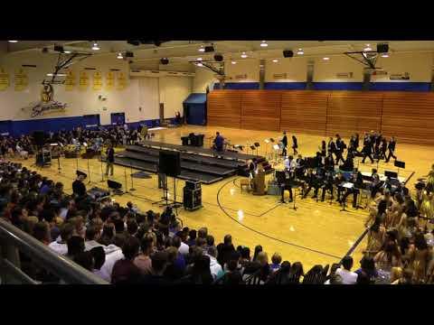 Homestead High School - Spring Arts Week Convocation (2018)