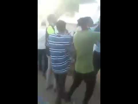 Radio Dabanga reports: Sudanese Army truck crashes during pr