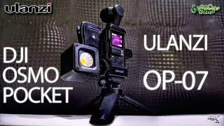 Аксессуары для DJI OSMO POCKET ULANZI OP-07