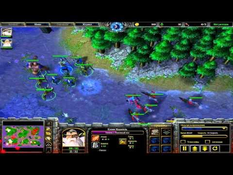 Warcraft ностальгия - комментируем игру профессионалов