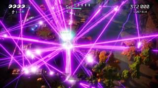 Nex Machina Gameplay 1080p 60fps - PlayStation Experience