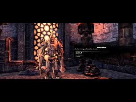 The Elder Scrolls Online, quest Arbiter of Perfection
