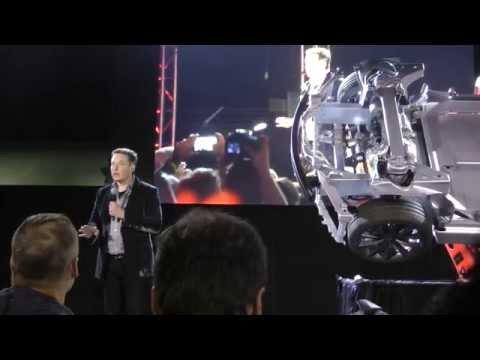 """Tesla D Event: The """"D"""""""