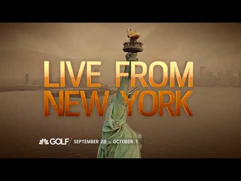 Presidents Cup - Sep 28 - Oct 1: Live From New York | Golf Channel