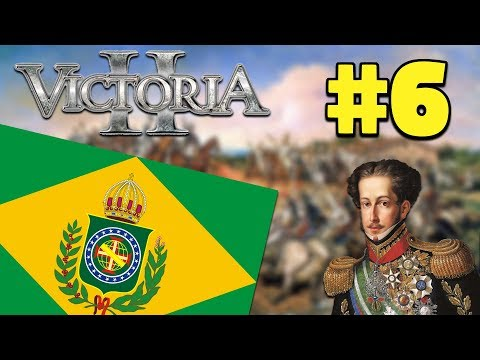 VICTORIA II   BRAZIL #6   VIETNAM