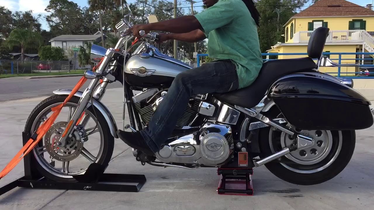 2003 Harley Davidson Softail Deuce 100th Anniversary