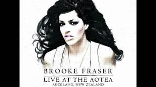 Brooke Fraser - The Sound Of Silence (Live)