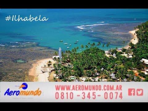 Visitamos Ilhabela en Brasil - Aeromundo viajes y turismo